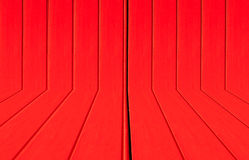 Texture of a red wooden Royalty Free Stock Photo