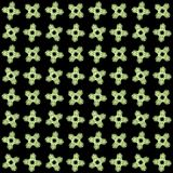 Texture with rendering abstract fractal green pattern.  Royalty Free Stock Photos
