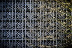 Abstract funds like graphical resources. Texture repetition of elements of the landscape of abstract form Stock Photo