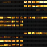 Texture resembling skyscraper windows Stock Photo