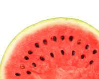 Texture of ripe watermelon Royalty Free Stock Image