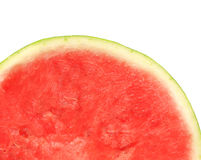 Texture of ripe watermelon seedless Stock Photos