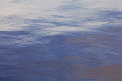 Texture ripple sea water Royalty Free Stock Photo