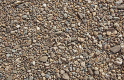 Texture of river stones Royalty Free Stock Image