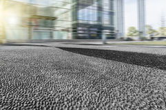 Texture of the road. Automotive advertising background picture for road construction Royalty Free Stock Photography
