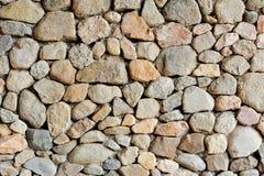 Texture rocheuse de mur de fond abstrait Photographie stock