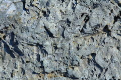Texture of Rock Royalty Free Stock Photography
