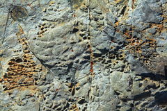 Texture of Rock Royalty Free Stock Images