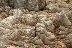 Texture of rock Royalty Free Stock Image