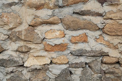Texture of rock wall stock photography