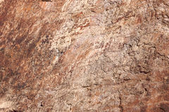 The texture of the rocks Royalty Free Stock Images