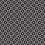 Texture ronde linéaire décorative sans fin Vintage d'emballage illustration de vecteur