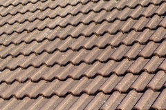Texture of roof Stock Photography