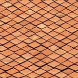 Texture of roof Stock Images