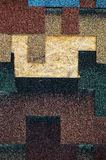Texture from roof. Colorful texture from roof Royalty Free Stock Photos