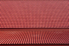 Texture of roof Royalty Free Stock Photos