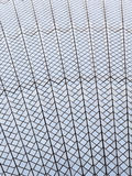 Texture of the roof of Sydney Opera House Royalty Free Stock Image