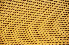 Texture of roof Royalty Free Stock Images