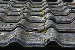 Texture roof tiles Stock Photos