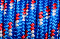 Texture Of The Rope Royalty Free Stock Photo