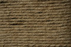 Texture of rope royalty free stock photo