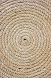 Texture of the ropes Royalty Free Stock Images