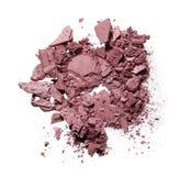 Texture rose-clair de poudre photo libre de droits