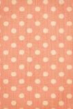 Texture rose de fabrick de toile photos stock