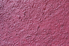 Texture rose de mur Photographie stock