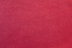 Texture rose de tissu Photographie stock