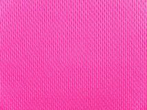 Texture rose lumineuse de tissu de tricots Photos libres de droits