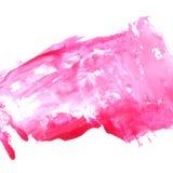 goutte rose de peinture d 39 encre avec l 39 claboussure sur le fond blanc souillure illustration de. Black Bedroom Furniture Sets. Home Design Ideas