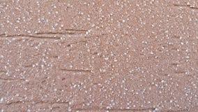Texture rougeâtre de fond de plancher images stock