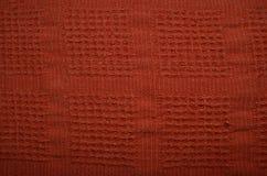 Texture rouge abstraite Photos libres de droits