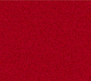 Texture rouge de denim Images libres de droits