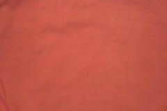 Texture rouge de fond de textile Images stock