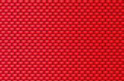 Texture rouge de mur de briques pour le fond et le papier peint illustration stock