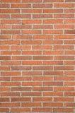 Texture rouge de mur de briques Photo libre de droits
