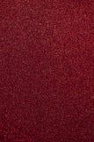 Texture rouge de scintillement, fond de jour de valentines Image stock