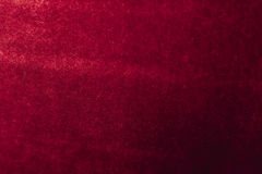 Texture rouge de textile Image libre de droits