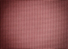 Texture rouge de textille Photo libre de droits