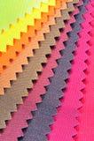 Texture rouge de ton de tissu Photo libre de droits