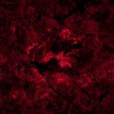 Texture rouge en métal d'imagination Images libres de droits