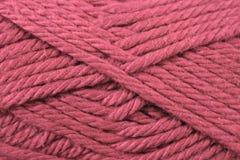 Texture rouge en pastel de fil Image stock
