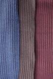 Texture rouge et bleue de Brown de Knit Photo libre de droits