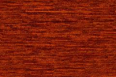 Texture rouge foncé de textile Images libres de droits