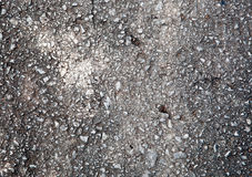 Texture of rough asphalt Stock Photo