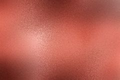Texture of rough dark red paint metal wall, abstract background.  royalty free stock image