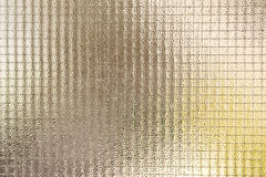 Texture of rough glass Royalty Free Stock Images