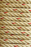 Texture of rough rope Royalty Free Stock Image